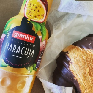 Perfekt zum Frühstück: Der Granini Saft aus der Degustabox!