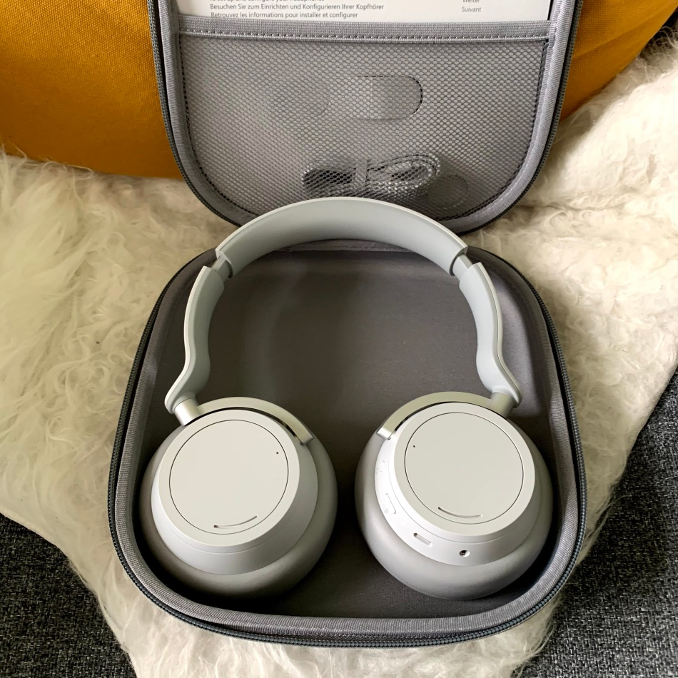 Surface Headphones Hardcase